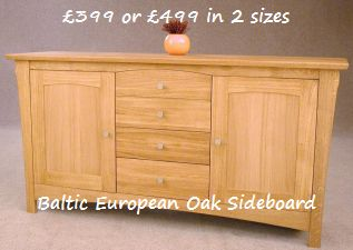 Click to view sideboard details